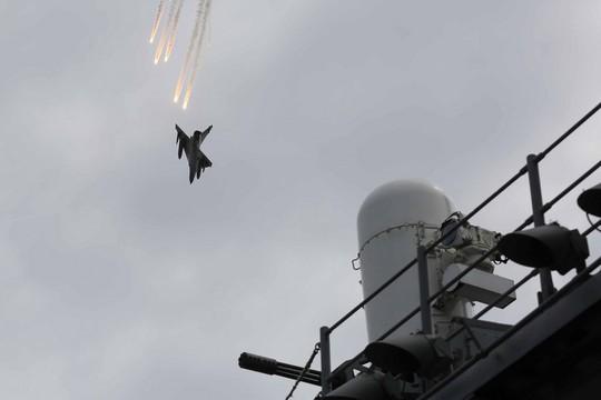 Đài Loan bắn tên lửa giữa lúc căng thẳng với Trung Quốc - ảnh 1