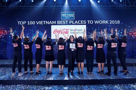 Coca-Cola và chiến lược phát triển nhân sự sáng tạo, đổi mới - Ảnh 3.