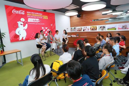 Coca-Cola và chiến lược phát triển nhân sự sáng tạo, đổi mới - Ảnh 4.