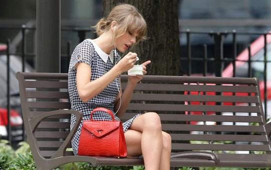 10 bí mật thú vị về chế độ ăn kiêng của Taylor Swift - Ảnh 1.