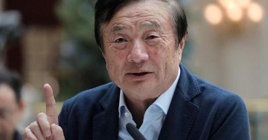 """Nhà sáng lập Huawei: """"Gia đình tôi vẫn sử dụng sản phẩm Apple"""" - Ảnh 1."""