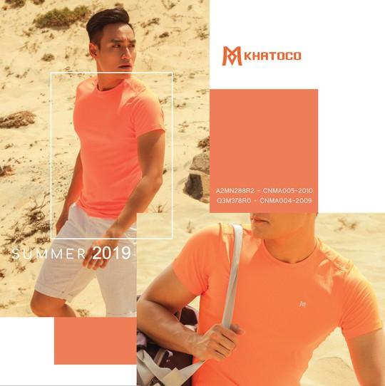 Xu hướng thời trang công sở nam: Mùa hè công sở không còn nóng bức - Ảnh 3.