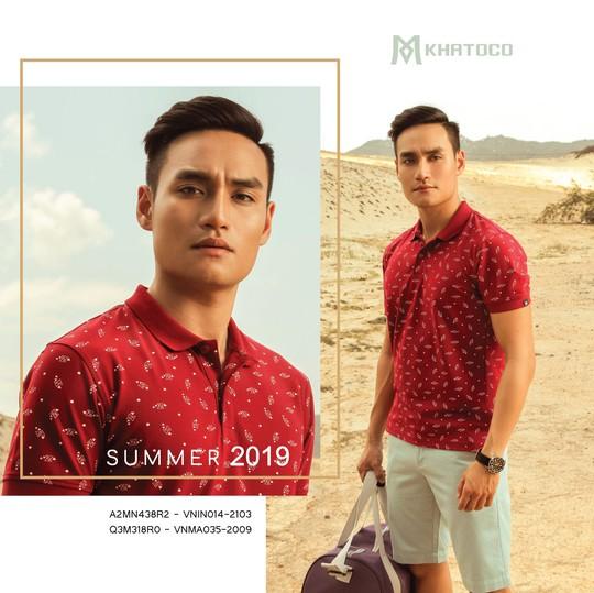 Xu hướng thời trang công sở nam: Mùa hè công sở không còn nóng bức - Ảnh 4.