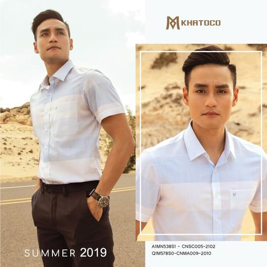 Xu hướng thời trang công sở nam: Mùa hè công sở không còn nóng bức - Ảnh 5.