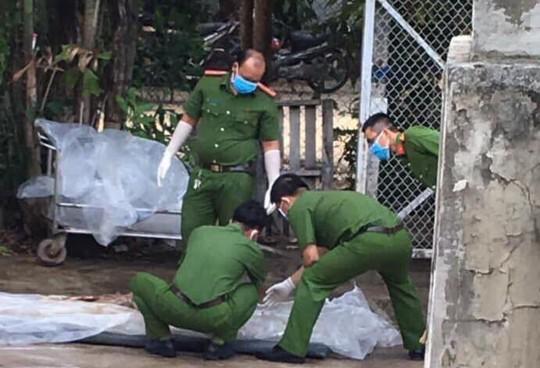 Giam doc Cong an Binh Duong noi gi ve trach nhiem CSKV vu be tong xac nguoi