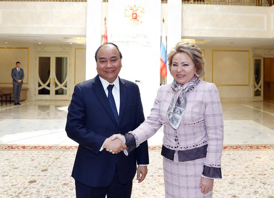 Thủ tướng đề nghị Duma quốc gia Nga tạo thuận lợi cộng đồng người Việt - Ảnh 3.