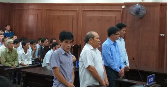 Vu an thuy dien Quang Ngai lien quan den 241 nguoi TAND cap cao huy an so tham