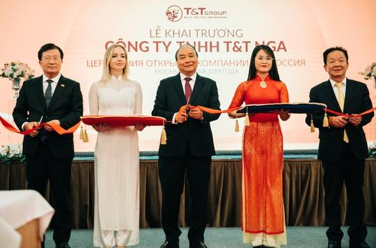 Tập đoàn T&T Group lập công ty con tại Nga - Ảnh 1.