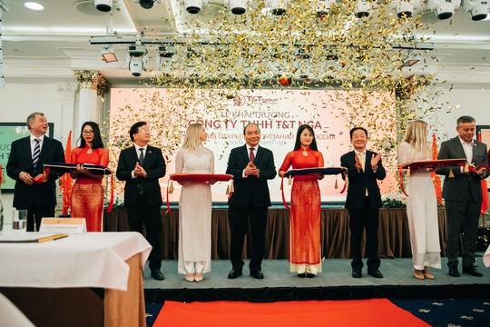 Tập đoàn T&T Group lập công ty con tại Nga - Ảnh 2.