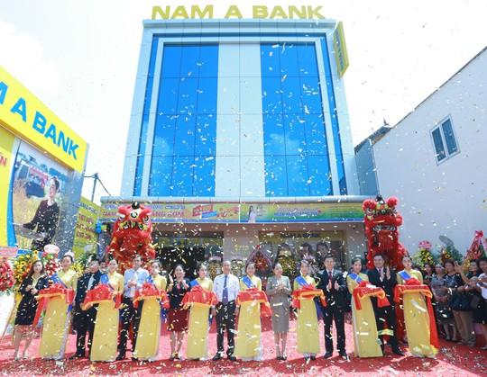 Nam A Bank khai trương 2 điểm giao dịch mới tại Đồng Nai - Ảnh 1.