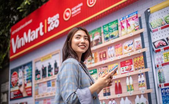 VinMart ra mắt siêu thị ảo đầu tiên tại Việt Nam - Ảnh 1.