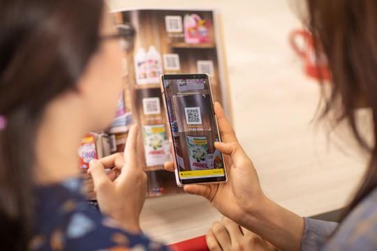 VinMart ra mắt siêu thị ảo đầu tiên tại Việt Nam - Ảnh 2.