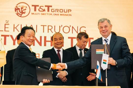 Tập đoàn T&T Group lập công ty con tại Nga - Ảnh 4.