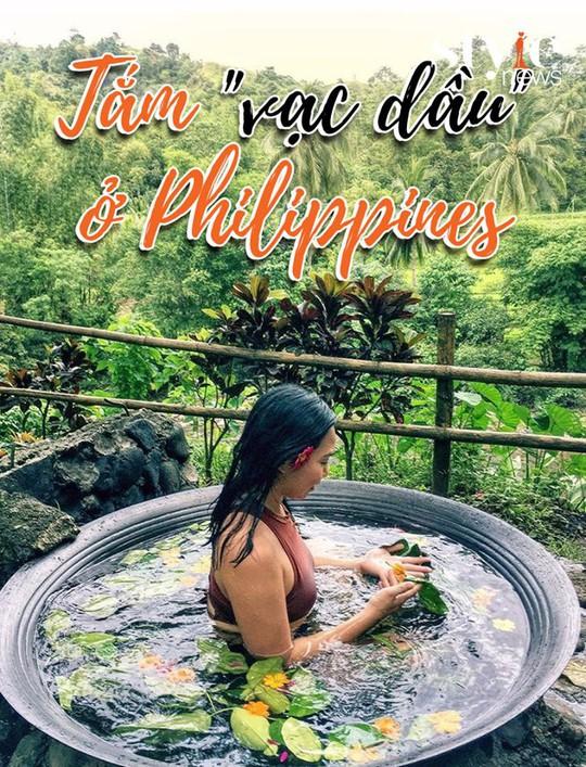 Tắm vạc dầu, trải nghiệm khó quên ở Philippines - Ảnh 4.