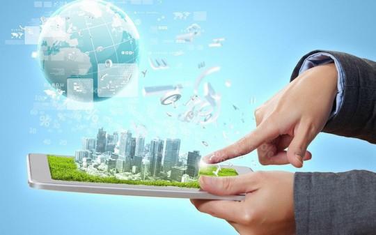 """Nền tảng công nghệ thông minh """"đua nhau"""" vào bất động sản - Ảnh 1."""