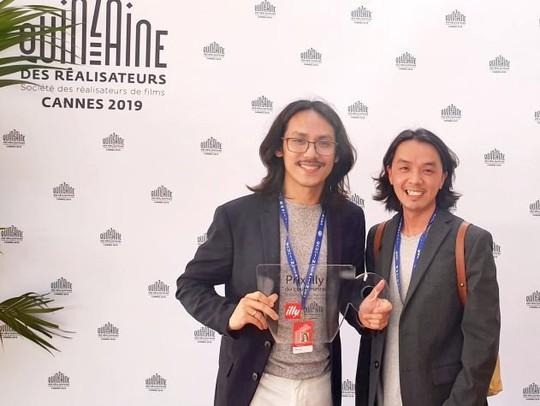 Phim ngắn Việt thắng giải khuôn khổ liên hoan phim Cannes - Ảnh 1.