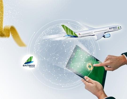 OCB triển khai cổng thanh toán trực tuyến cho đại lý Bamboo Airways - Ảnh 1.
