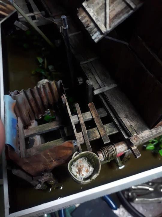 Nhà nổi trên sông Việt Nam làm người Nhật xao xuyến - Ảnh 11.