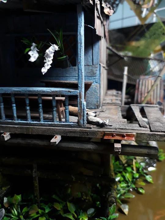 Nhà nổi trên sông Việt Nam làm người Nhật xao xuyến - Ảnh 14.