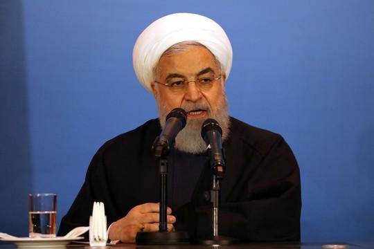Iran tuyên bố không đầu hàng Mỹ ngay cả khi bị ném bom - Ảnh 1.