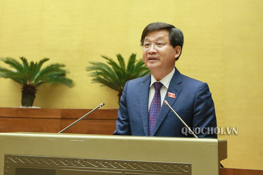 Bộ trưởng Tô Lâm, Bộ trưởng Nguyễn Văn Thể dự kiến ngồi ghế nóng trả lời chất vấn - Ảnh 3.