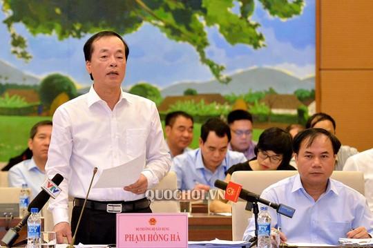 Bộ trưởng Tô Lâm, Bộ trưởng Nguyễn Văn Thể dự kiến ngồi ghế nóng trả lời chất vấn - Ảnh 4.