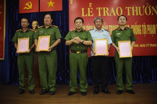 Phó Thủ tướng Trương Hòa Bình gửi thư khen