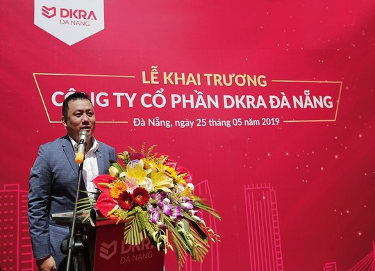 Chính thức khai trương DKRA Đà Nẵng - Ảnh 1.