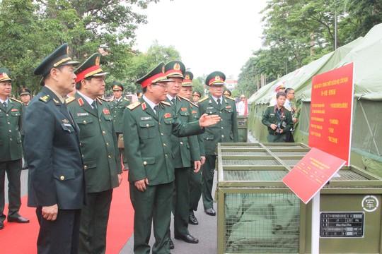 Bộ trưởng Quốc phòng Việt Nam - Trung Quốc nói về Biển Đông tại Hà Nội - ảnh 6