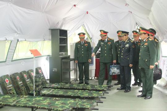 Bộ trưởng Quốc phòng Việt Nam - Trung Quốc nói về Biển Đông tại Hà Nội - ảnh 5