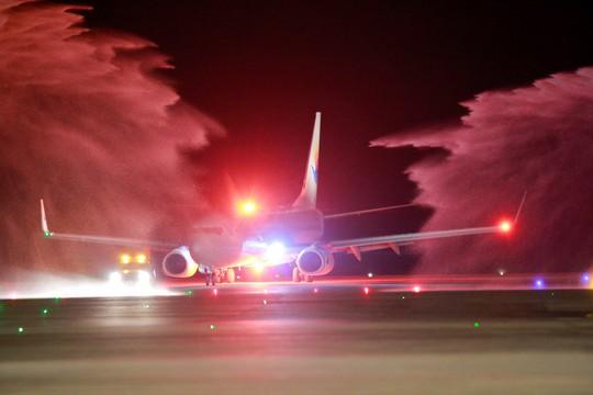 Khai trương đường bay Vân Đồn - Thâm Quyến, sân bay Vân Đồn hiện thực hóa mục tiêu thị trường quốc tế - Ảnh 3.