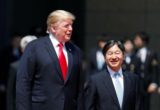 Nhật Bản cố tình sắp xếp ông Trump gặp tân Nhật hoàng, vì sao? - Ảnh 1.