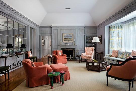 6 xu hướng màu sắc cho phòng khách mùa hè 2019 - Ảnh 1.