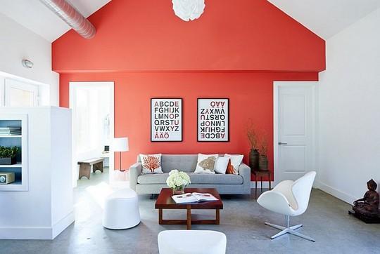 6 xu hướng màu sắc cho phòng khách mùa hè 2019 - Ảnh 2.