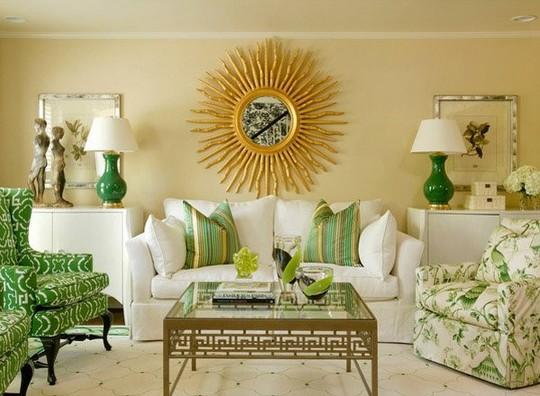 6 xu hướng màu sắc cho phòng khách mùa hè 2019 - Ảnh 3.