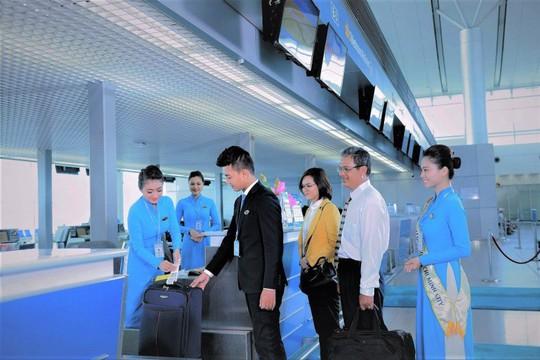 """Vietnam Airlines ra mắt dịch vụ """"Chào đón và đưa dẫn ưu tiên"""" - Ảnh 2."""