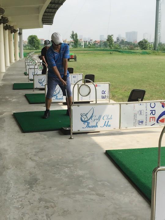 Sân tập golf Thanh Hà Mường Thanh: Điểm hẹn lý tưởng của các tay golf - Ảnh 3.