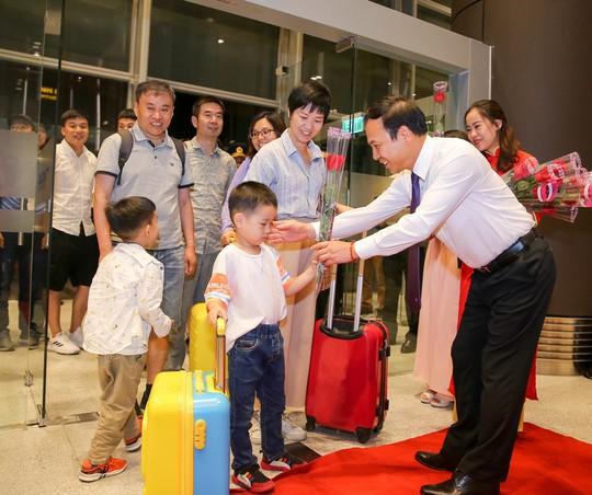 Khai trương đường bay Vân Đồn - Thâm Quyến, sân bay Vân Đồn hiện thực hóa mục tiêu thị trường quốc tế - Ảnh 4.