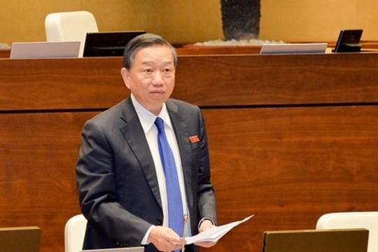 Bộ trưởng Tô Lâm, Bộ trưởng Nguyễn Văn Thể dự kiến ngồi ghế nóng trả lời chất vấn - Ảnh 1.