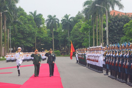 Bộ trưởng Quốc phòng Việt Nam - Trung Quốc nói về Biển Đông tại Hà Nội - ảnh 2