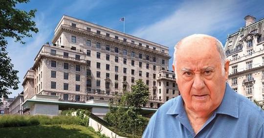 """Tỷ phú giàu nhất Tây Ban Nha """"tấn công"""" bất động sản Mỹ - Ảnh 1."""