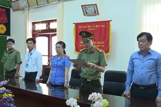 Vụ gian lận điểm thi THPT ở Sơn La: Bí ẩn thí sinh N.H.P. - Ảnh 1.