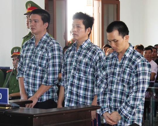 3 ten cuop tiem vang tao ton o Phu Yen lanh an
