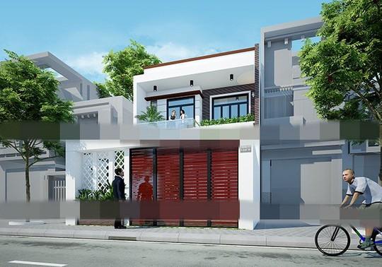 10 mẫu nhà phố 6x10m đẹp xiêu lòng - Ảnh 6.