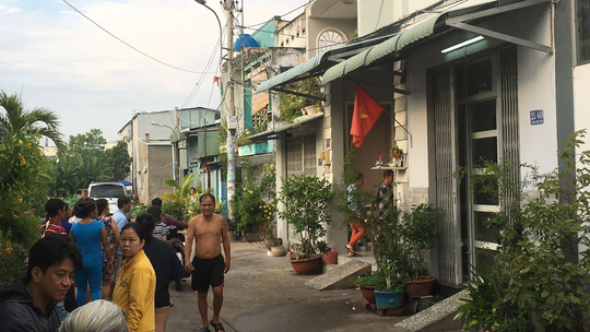 TP HCM Tham an 3 nguoi than trong gia dinh bi sat hai