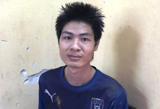 Nghi pham dam 6 co tro thuong vong o Thanh Hoa nghien game