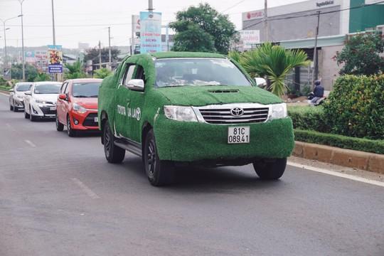 Toyota Gia Lai: Bảo vệ môi trường đừng nói suông - Ảnh 4.