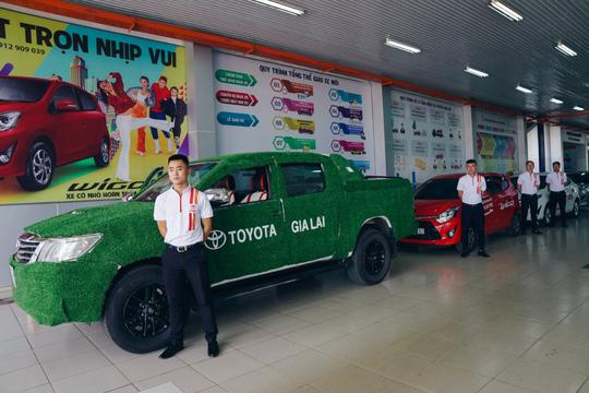 Toyota Gia Lai: Bảo vệ môi trường đừng nói suông - Ảnh 3.