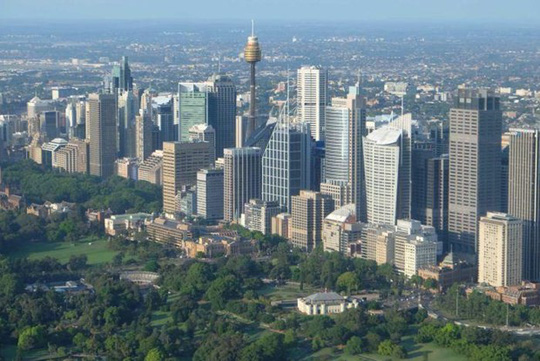 Thành phố Sydney bán không gian 200 năm tuổi để có tiền bảo tồn - Ảnh 1.