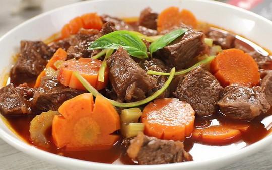 Cách làm thịt bò sốt vang